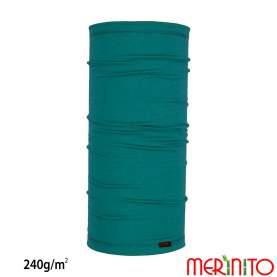 Neck Tube Merinito 240g lana merinos si bambus