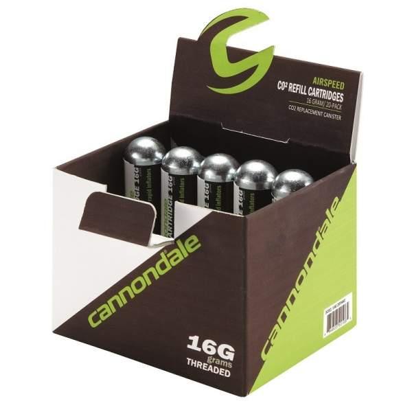 Cartus CO2 16 grame, 20 bucăți