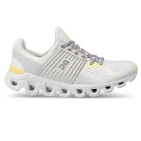 Pantofi alergare On Cloudswift dama White Limelight