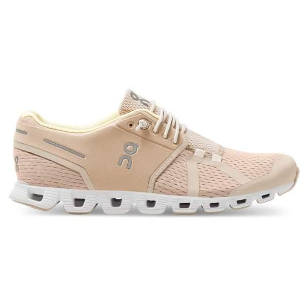 Pantofi alergare dama On Cloud Sand/Pearl