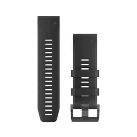 Curea Garmin Quickfit 26 silicon negru