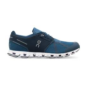 Pantofi alergare On Cloud albastru denim