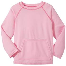 Bluza tehnica filtru UV 50+ Breatheasy Stay Cool - Green Sprouts by iPlay - Pink, 3T/4T