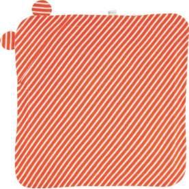 Set prosop si manusa din bumbac organic - Keptin Jr - Huggy Orange
