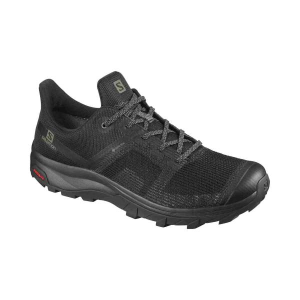 Pantofi Drumetie Barbati OUTline Prism GTX Negru