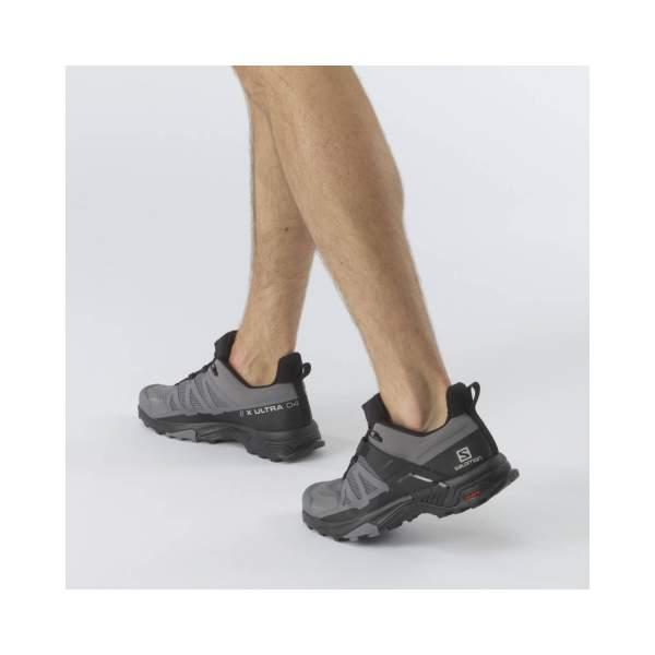 Salomon Pantofi Drumetie Barbati X ULTRA 4 Gri