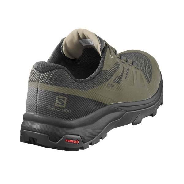 Pantofi Drumetie Barbati OUTline GTX Kaki