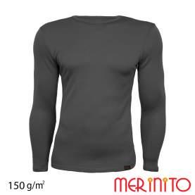 Bluza barbati Merinito 150g 100% lana merinos