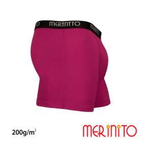 Lenjerie barbati Merinito Boxer Briefs 200g 100% lana merinos
