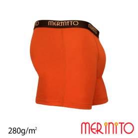Lenjerie barbati Merinito Heavy Duty Boxer Thermoplus+ 280g lana merinos