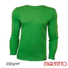 Bluza barbati Merinito 230g lana merinos