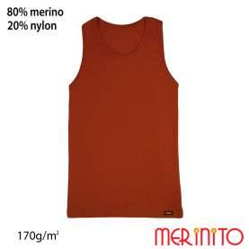 Maiou barbati Merinito 170g lana merinos