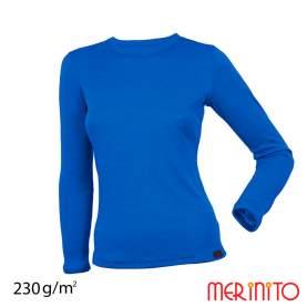 Bluza dama Merinito 230g lana merinos