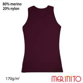 Maiou dama Merinito 170g lana merinos